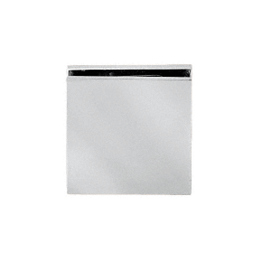 Purchase Polished Nickel Fixed Panel U-Clamp By CR Laurence