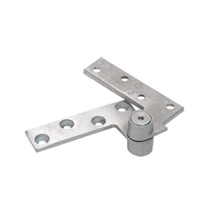 "Rixson R180SC Satin Chrome Finish 3/4"" Offset Top Pivot"