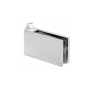 Satin Chrome Flush Mount Cabinet Pivot Hinges