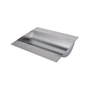 "Brushed Stainless Deluxe 24"" Wide x 14-1/8"" Deep x 2-3/8"" High Brushed Stainless Drop-In Deal Tray"