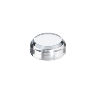 CRL DKR112 Clear Acrylic Mirror Dimmer Knob
