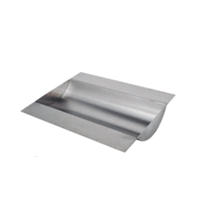 "CRL T18SS Brushed Stainless Deluxe 18"" Wide x 14-1/8"" Deep x 2-3/8"" High Brushed Stainless Drop-In Deal Tray"