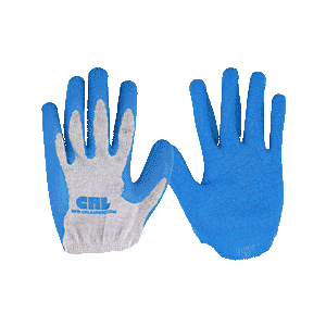 CRL KF1TL Large Brand Knit Fit Gloves