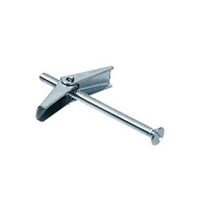 "CRL 70231-XCP50 CRL Flat Head 1/8"" x 3"" Toggle Anchors - pack of 50"