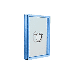 CRL S1VEP Custom Powder Painted (Specify) Aluminum Standard Inset Frame Exterior Glazed Vision Window