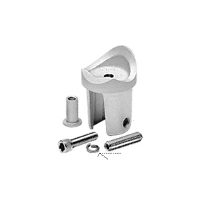 CRL A19CPA Satin Anodized ACRS Corner Post Adaptor