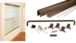 "CRL CK3860720RB Oil Rubbed Bronze 60"" x 72"" Cottage CK Series Sliding Shower Door Kit With Clear Jambs for 3/8"" Glass"
