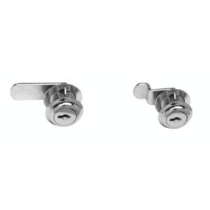 CRL D805BNKA Brushed Nickel Cam Lock - Keyed Alike