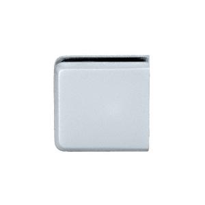 Order Polished Chrome Beveled Style Fixed Panel U Clamp