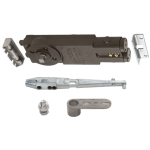 """Regular Duty Spring 90 No Hold Open Overhead Concealed Closer with """"BE"""" Side-Load Hardware Package"""