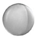 """CRL LPC112PS Polished Stainless Low Profile Standoff Cap Assembly for 1-1/2"""" Standoff Bases"""