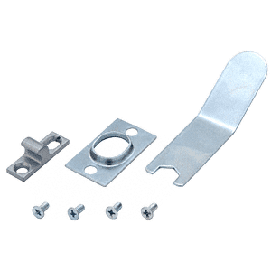 Aluminum Top Strike Package for 2085 and 3185 Concealed Vertical Rod Panic Exit Devices