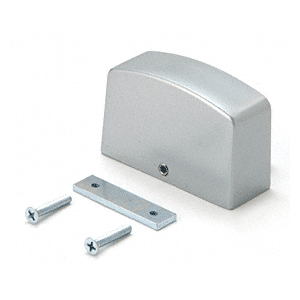 Satin Anodized Base End Cap Package for the 20 Series Panic Exit Devices