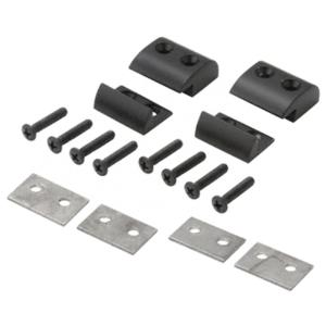 Jackson 30703313 Dark Bronze Stabilizer Package for 896 Removable Mullion - Double Door