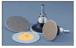 """3M ZR01120 Black 1"""" 120 Grit Roloc Disc"""
