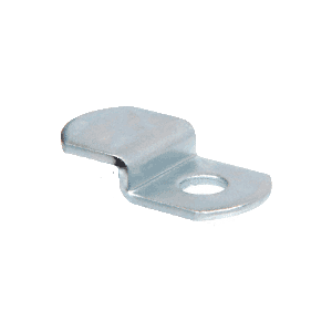 Offset Mount Clips for Installing Glass and Mirror Behind Wood Frames or Doors