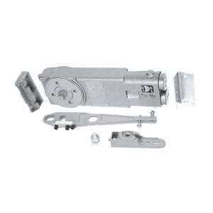 """CRL CRL8170GE Medium Duty 105 Hold Open Overhead Concealed Closer with """"GE"""" Side-Load Hardware Package"""