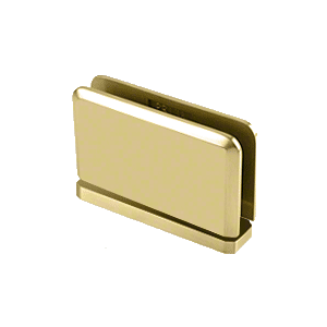 CRL PPH0151BR Polished Brass Prima #1 Pin 01 Series Top or Bottom Mount Hinge
