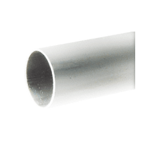 "CRL HR19M Mill Finish 1.9"" Diameter Hand Railing Tubing"