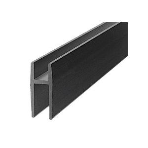 CRL D5610BL Flat Black Aluminum D5610 'H' Bar