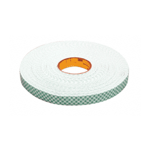 "3M 401612 1/16"" x 1/2"" x 108' Scotch Mount Foam Tape"