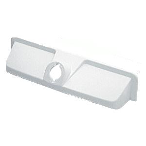EntryGard EP21937 White Plastic Operator Cover
