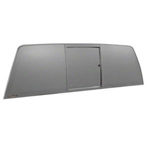 """CRL ECT899S """"Perfect Fit"""" Tri-Vent Slider with Solar Glass for 1999-2013 Chevy Silverado/GMC Sierra"""