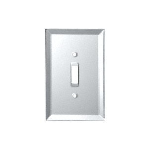 CRL GMP3C Clear Toggle Switch Glass Mirror Plate
