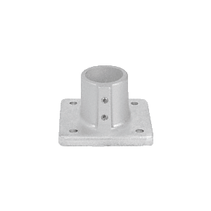 CRL A19FF Satin Anodized ACRS Level Floor Flange