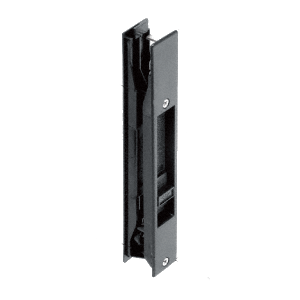 "Adams Rite AR44300 Black Plastic Handle with 6-1/4"" Screw Holes"