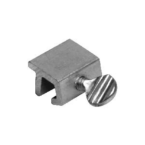 CRL S4036B Aluminum Window Thumbscrew Lock - pack of 100