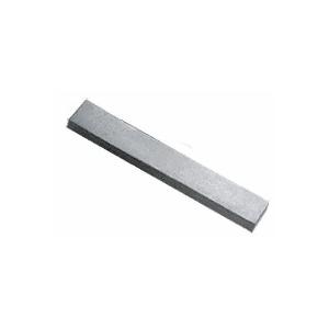 "CRL GR7ASB 3/4"" Black Rigid Rubber Spacing Blocks with Adhesive"