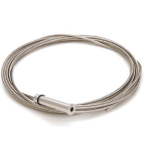 """CRL CBL1818K 1/8"""" Stainless Steel Cable 18' Roll"""