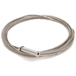 "CRL CBL1836K 1/8"" Stainless Steel Cable 36' Roll"