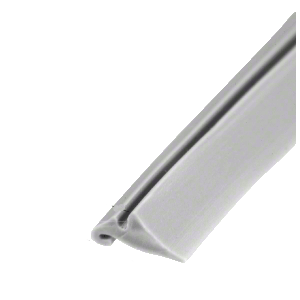 CRL GS112C Gray Glazing Spline - 100' Roll
