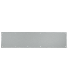 "CRL 37SS 8"" x 34"" Brushed Stainless Kick Plate for 36"" Doors"