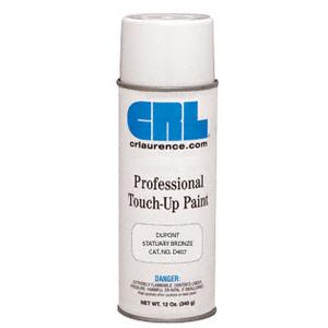 CRL D407 Statuary Bronze Powdercoat Professional Touch-Up Paint