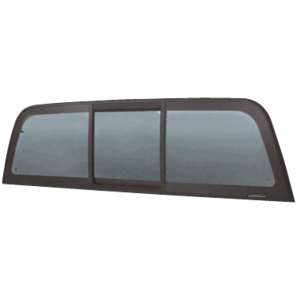 "CRL EPC804S 2004+ Chevy Colorado/GMC Canyon ""Perfect Fit"" POWR-Slider - Solar Glass"
