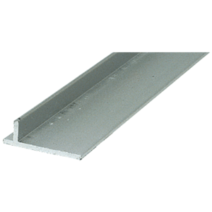 "CRL PLD1660 Aluminum 96"" Sliding Screen Door Rail"