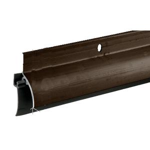 """Dark Bronze Anodized Door Sweep-Rain Drip Combination for 36"""" Door"""