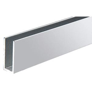 CRL D626BA Brite Anodized Aluminum Channel Extrusion