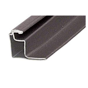 """CRL WSFS12BRZ Bronze 1/2"""" Roll Formed Aluminum Standoff Screen Frame - 144"""""""