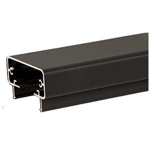 """CRL 2TR241BL Matte Black 200 Series 241"""" Long Top Rail"""