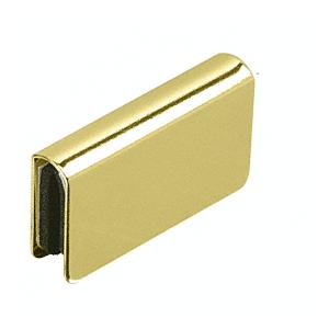 Brass Rectangular Strike Plate