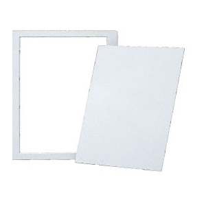 "CRL AP6X9 White 6"" x 9"" All Purpose Access Panel"