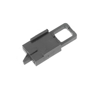 CRL F2770 Black Tilt Window Latch for Bennings Windows