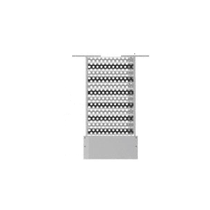 "CRL AW7750C12 Metallic Silver 12"" 7750 Center Panel"