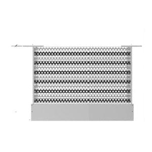 "CRL AW7750C36 Metallic Silver 36"" 7750 Center Panel"