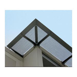 CRL AW7750CNR Metallic Silver 7750 Corner Panel