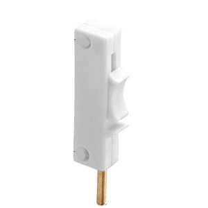 White Sliding Window Lock